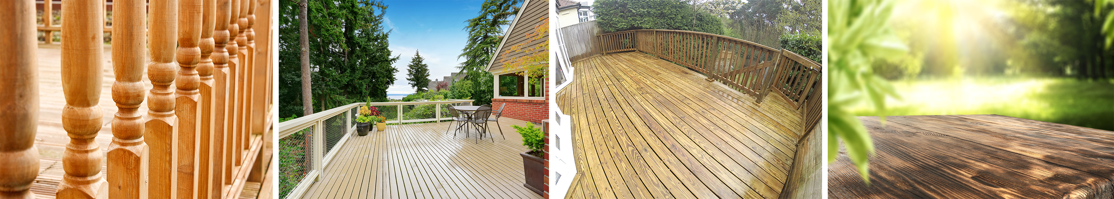 Decking Cleaning Services in Verwood, Dorset